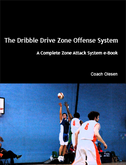 Dribble Drive Zone Offense eBooklet